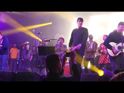 Watch Blur Stage Surprise Reunion at East London Concert