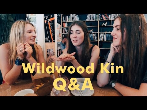 Wildwood Kin and The Oh Hellos on tour // Vlog #5