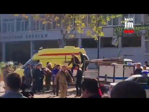 روسيا: تفجير إرهابي في مدرسة بالقرم  - نشر قبل 50 دقيقة