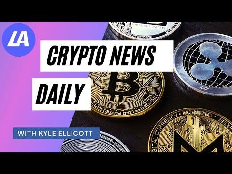 Blockchain & Crypto Today with Kyle Ellicott
