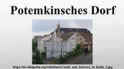 Potemkinsches Dorf