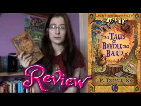 Review: The Tales of Beedle The Bard Illustrated Edition ...
