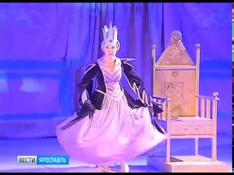В ярославском ТЮЗе готовят новогодний спектакль «Белоснежка»