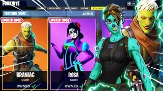 NEW HALLOWEEN SKINS UPDATE! Fortnite Daily Item Shop Live Countdown Today! New Fortnite Skin Update