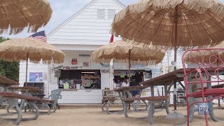 M & J Beach Grille on CT Perspective TV