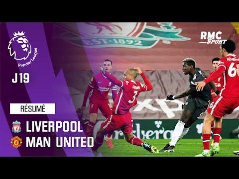 Résumé : Liverpool 0-0 Manchester United - Premier League (J19)