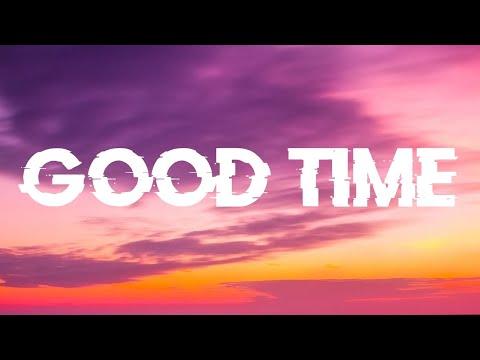 Owl City \u0026 Carly Rae Jepsen - Good Time (Lyrics) indir