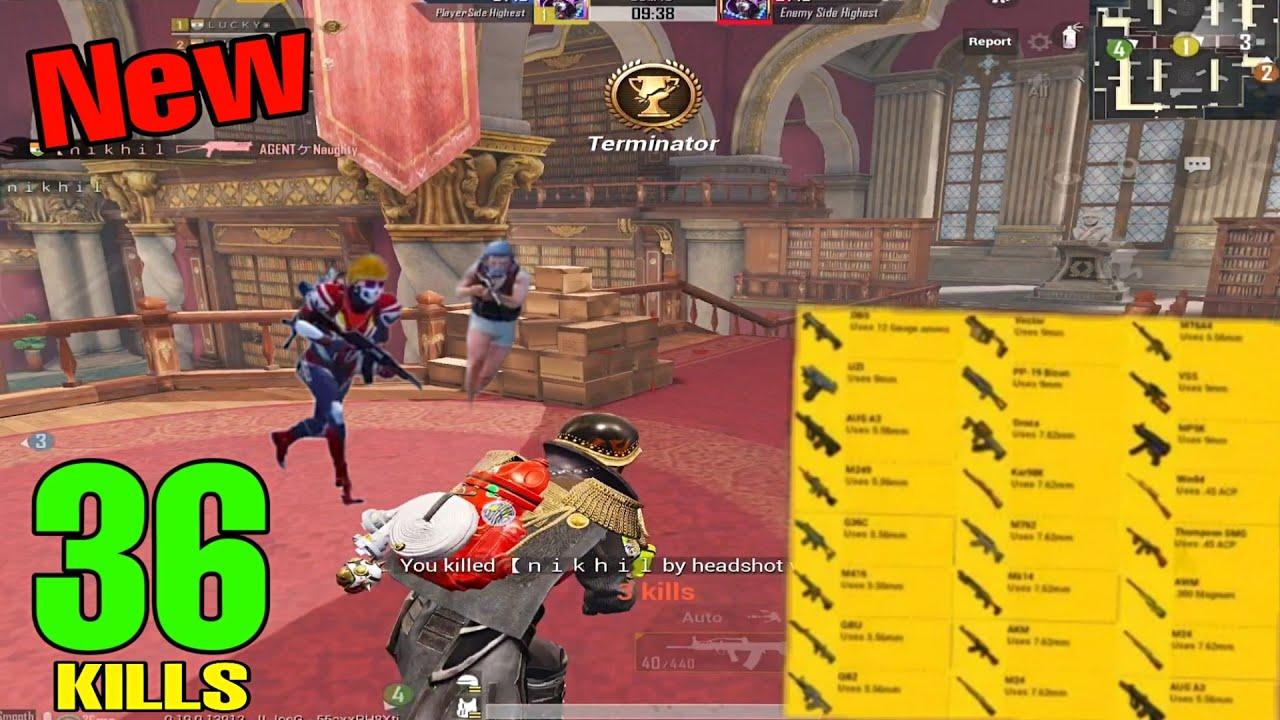 NEW GUN GAME MODE | PUBG MOBILE