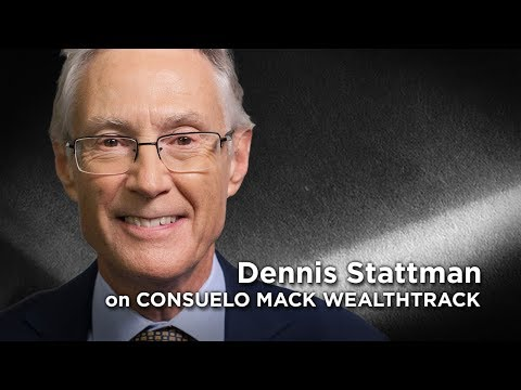 Keys to Investment Success With Dennis Stattman, Co-Founder Blackrock Global Allocation Fund