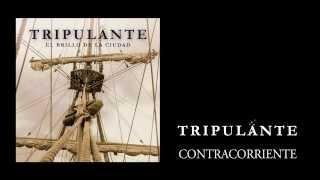 Tripulante - Contracorriente [audio y letra] novedades música castellano - cantautor indie folk 2014