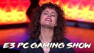 Мэддисон комментирует E3 - PC gaming show
