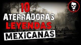10 LEYENDAS MEXICANAS   COLABORACIÓN CON CONEJO NEGRO   HISTORIAS DE TERROR