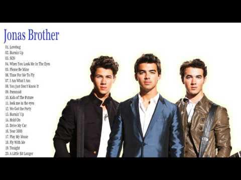 The Very Best of  Jonas Brother 2017 (Full Album)