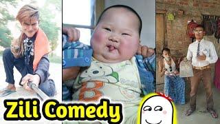Zili Funny Video😂 | Best Tiktok Comedy Videos | funny Tiktok videos | Tiktok video clip | takatak 3