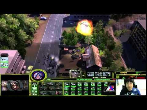 Pro Gamers Vs Act Of War - High Treason