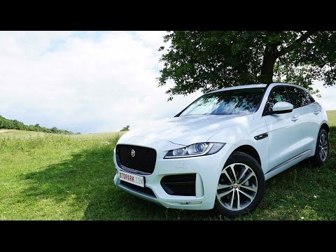TEST | Jaguar F-Pace R-Sport [English Subtitled]