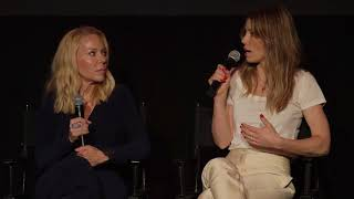 Jessica Biel and Saundra Pelletier on sexual health and well-being at the 2018 MAKERS Conference