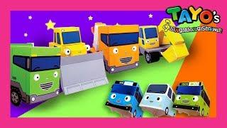 Tayo lieder Dröhn Dröhn Bäng Bäng~ Wir bauen! l Tayo Lieder mit Spielzeug l Tayo Der Kleine Bus