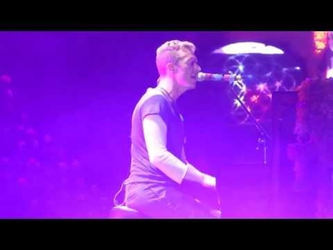 """Paradise"" Coldplay@Lincoln Financial Field Philadelphia 8/6/16"