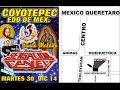 Sensacion Caney El Chinito Enamorado en Coyotepec con la Banda Maldita 30 Dic 2014