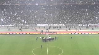 26 Şubat 2015 Beşiktaş - Liverpool Maç sonu Demba Ba muhteşem üçlü.