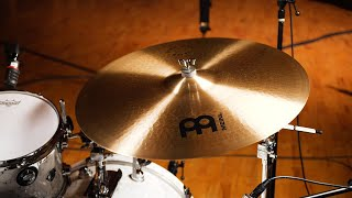 "Pure Alloy 24"" Medium Ride by Meinl Cymbals PA24MR"
