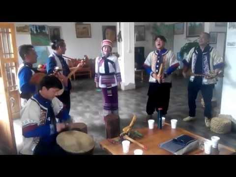 Manhu Band, Drinking Song 蛮虎乐队酒歌 -石林彝族音乐