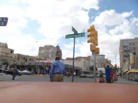 David Lee Preaching in El Paso Texas