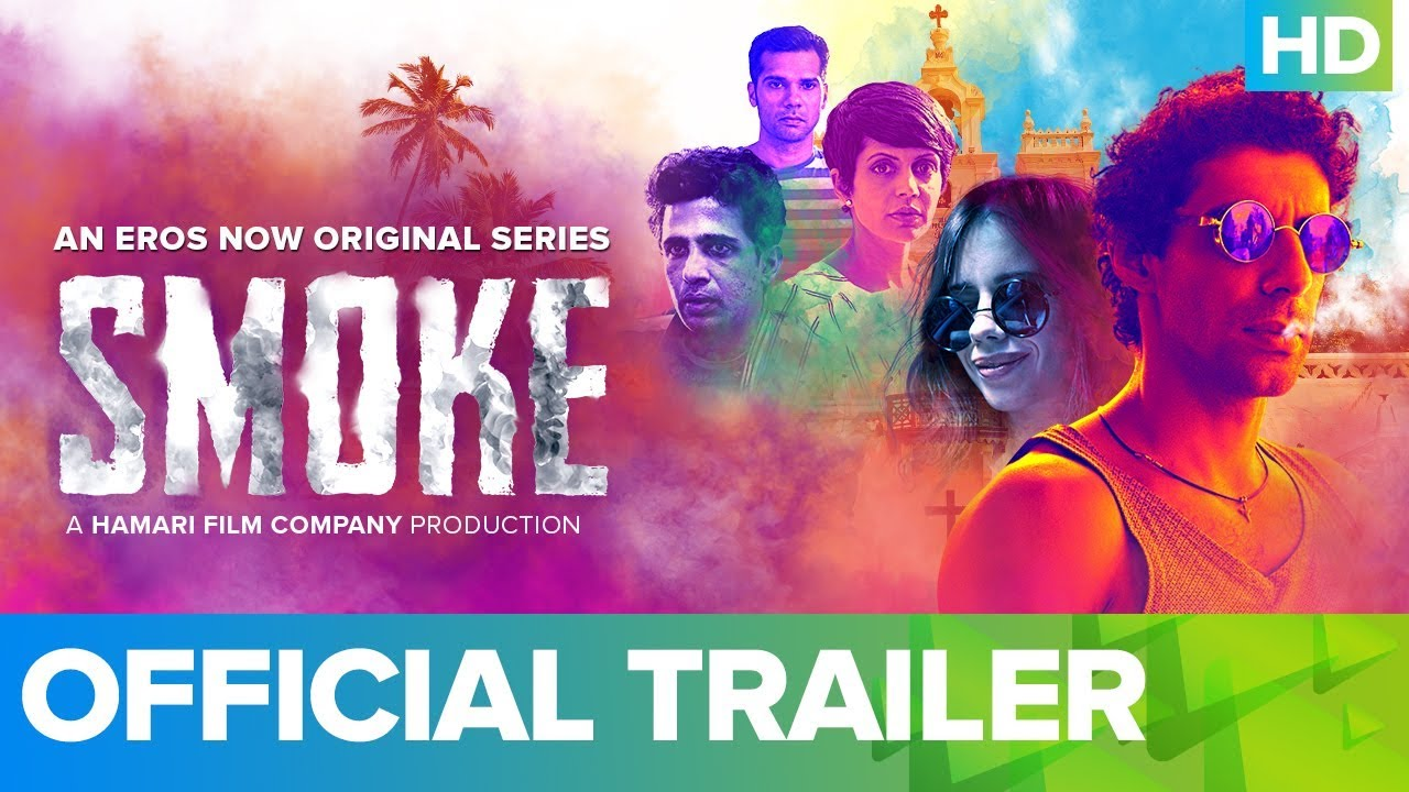 Smoke Review: Eros Now's 'Smoke' Barely Manages to Get Its Act Together