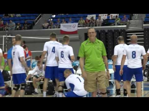 Special Olympic World Games Los Angeles 2015 Volleyball