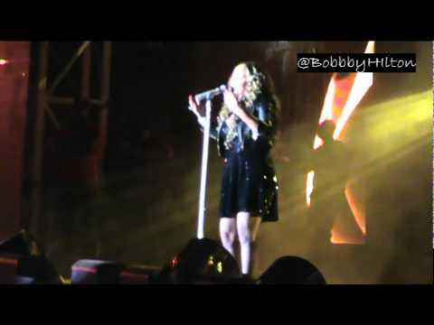Mariah Carey Live Barretos 21.08.2010 [HQ] - Intro + I Still Believe