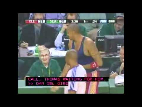 The Breakdown Chills Out With Donyell Marshall
