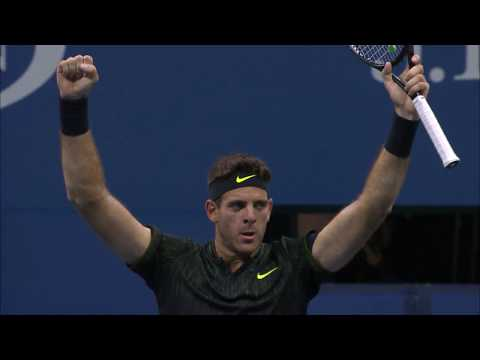 US Open 2016 In Review: Juan Martin Del Potro