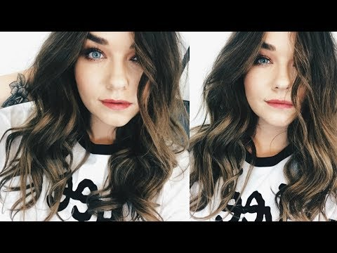 I'M NOT DEAD! Talk Through Current Favorite Makeup Products | TUTORIAL | Michelle Crossan
