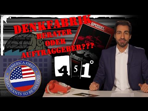 451 Grad || Think Tanks Wie Denkfabriken die Agenda bestimmen | America first Russia second || 20