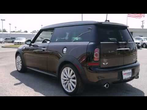 2011 Mini Cooper S Clubman 2dr Cpe S Youtube