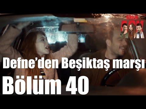 Kiralık Aşk 40. Bölüm - Defne'den...
