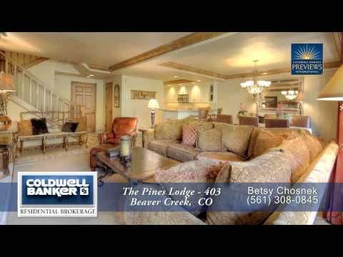 The Pines Lodge - 403, Luxury Penthouse Condo, Beaver Creek Condo for Sale