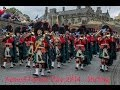 Download British Army Bands celebrating Armed Forces Day 2014 MP3 song and Music Video