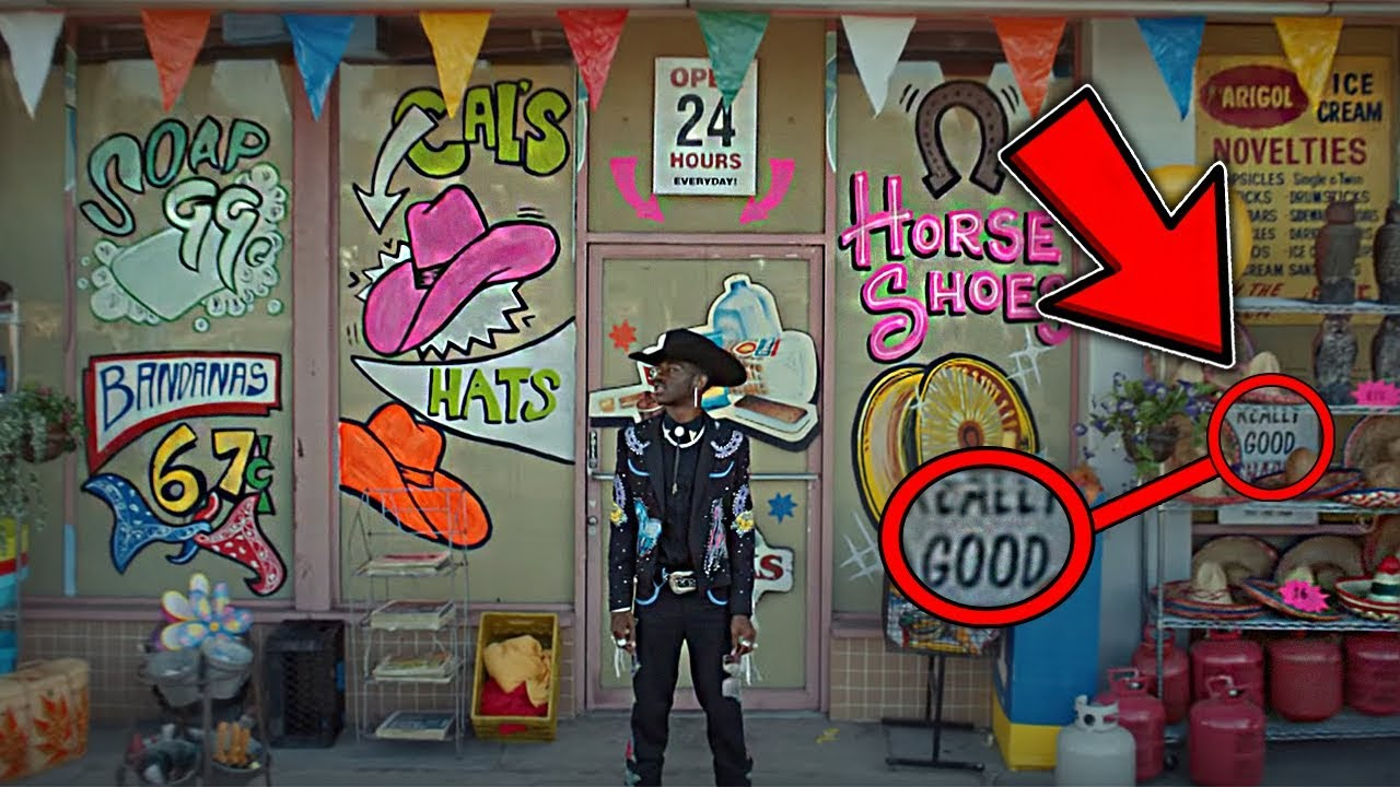 """Download Secrets You Missed """"Lil Nas X - Old Town Road (Official Music Video) ft. Billy Ray Cyrus"""""""
