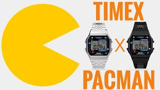 Timex x Pacman Collaboration  I'm 4 again