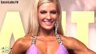 Bikini Fitness 168cm - 2013 IFBB European Championships Santa Susanna