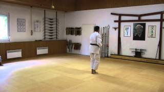 Sakura Budo Dojo -  Taikai 2012 Budokan Bensheim - Bassai Dai und Oyo