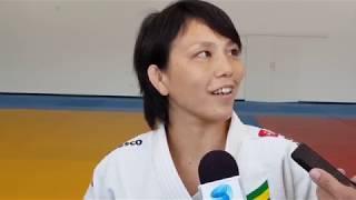 Entrevista com Yuko Fujii, treinadora da seleção brasileira masculina de judô