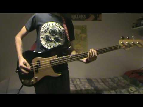 "Interpol ""Evil"" (Bass Cover)"