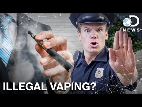 Is The Government Going To Ban E-Cigs?