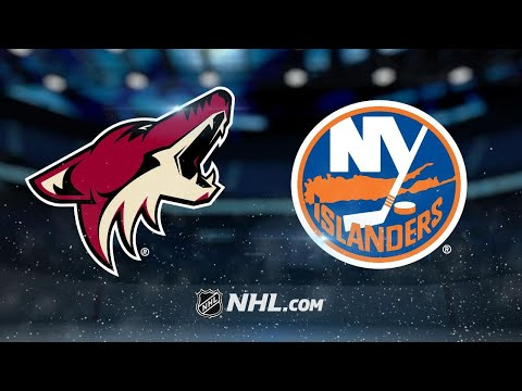 Tavares leads Islanders to win with hat trick