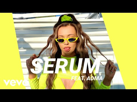 Смотреть клип Saszan Ft. Adma - Serum