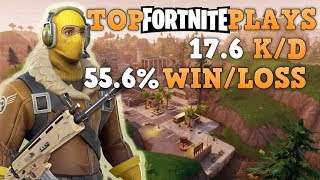 FORTNITE BATTLE ROYALE WITH UPSHALL (PS4 Pro) Top Fortnite Duo Team