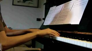 [Nightwish] Moondance Piano [ + SHEET ]